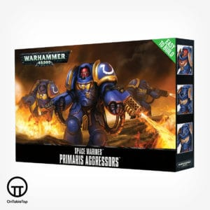 Easy To Build Primaris Aggressors 99120101208