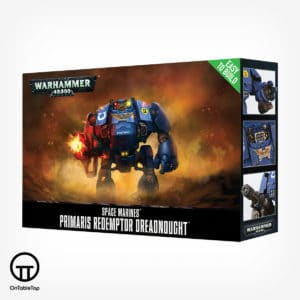 Easy To Build Primaris Redemptor Dreadnought 99120101209