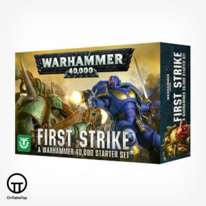 First Strike A Warhammer 40,000 Starter Set 60010199018