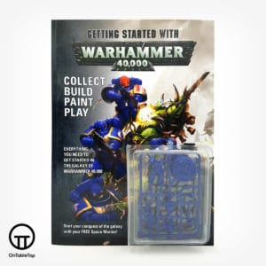 Getting Started With Warhammer 40,000 60040199085
