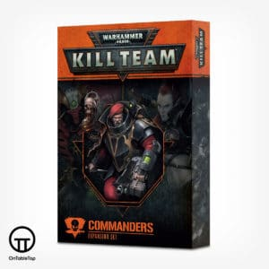 Kill Team Commanders Expansion Set 60220699006