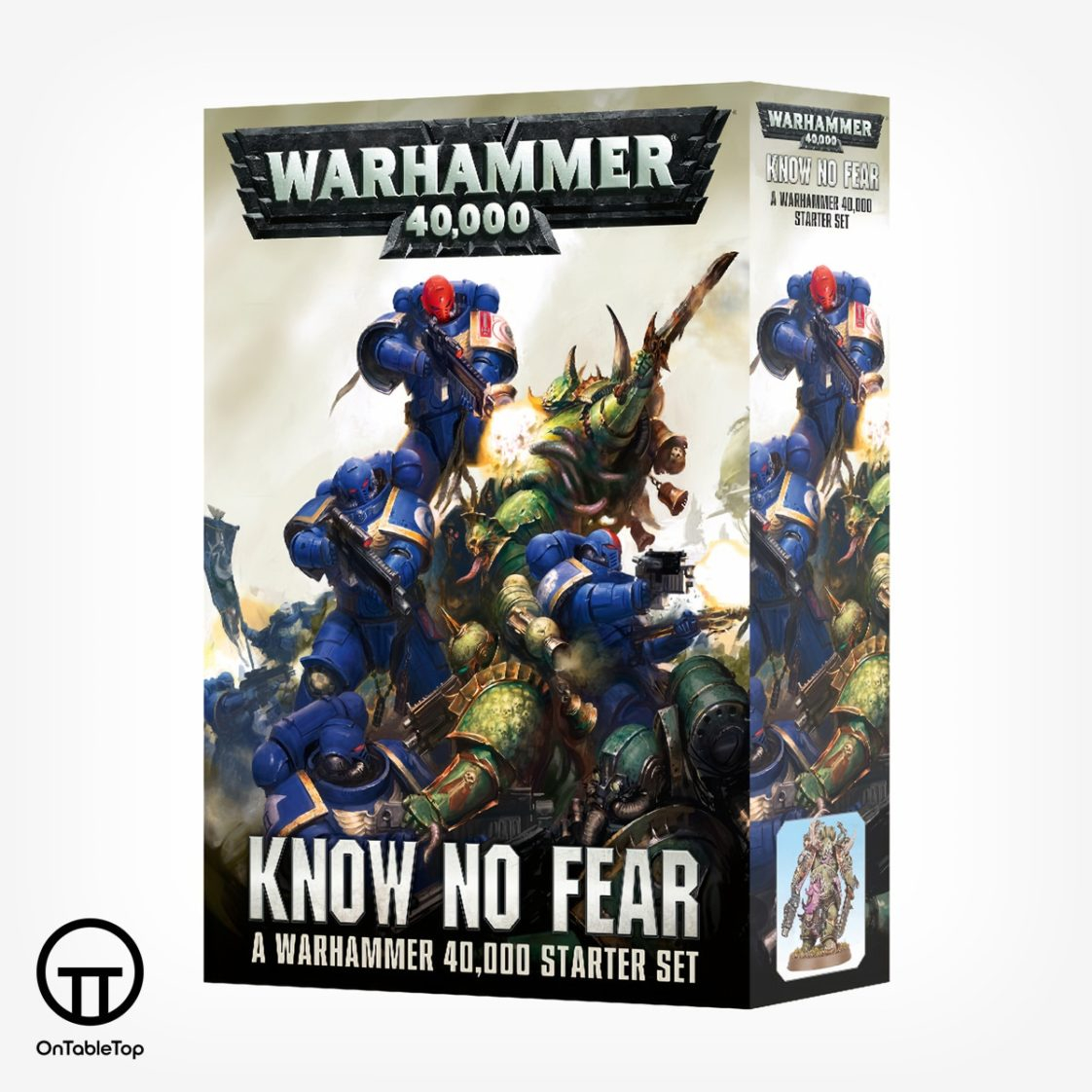 Know No Fear A Warhammer 40,000 Starter Set 60010199017