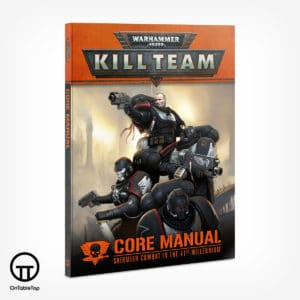 Warhammer 40,000 Kill Team Core Manual 60040699002