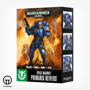Easy To Build Primaris Space Marine Reivers 99120101183