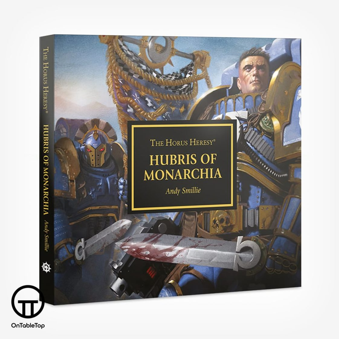 HORUS HERESY: HUBRIS OF MONARCHIA (AUDIOBOOK)