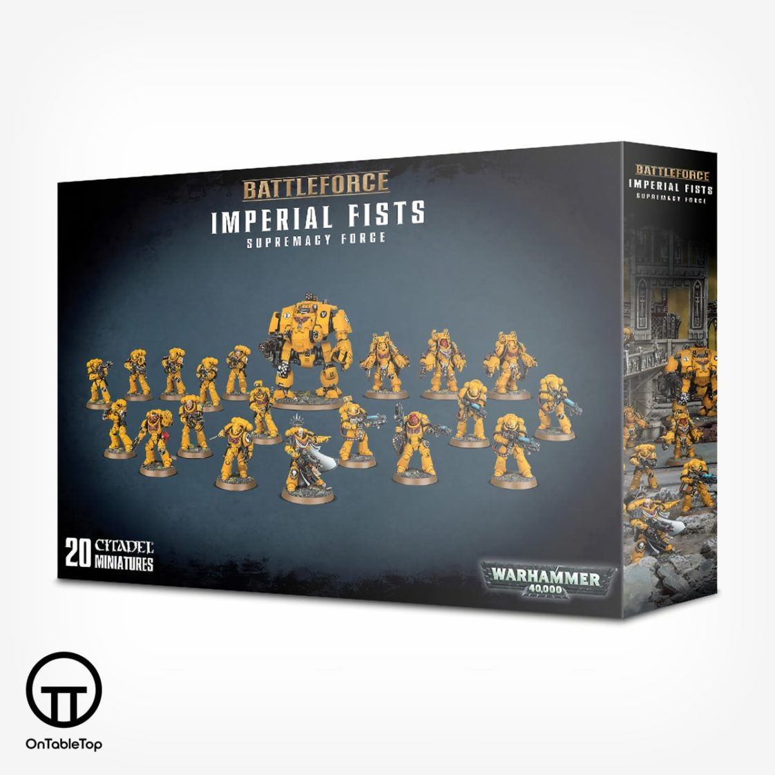 Imperial Fists Supremacy Force 99120101241