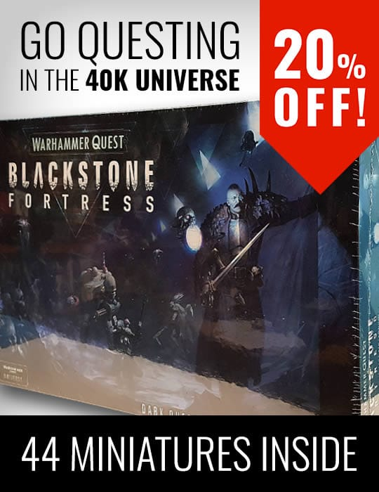 Buy Blackstone Fortress
