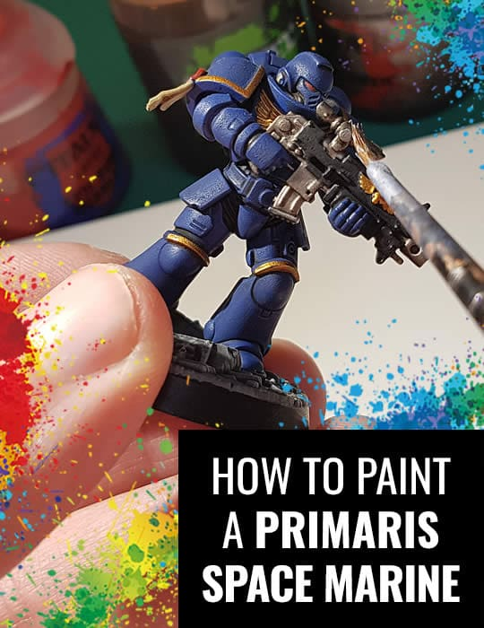 How to Paint Primaris