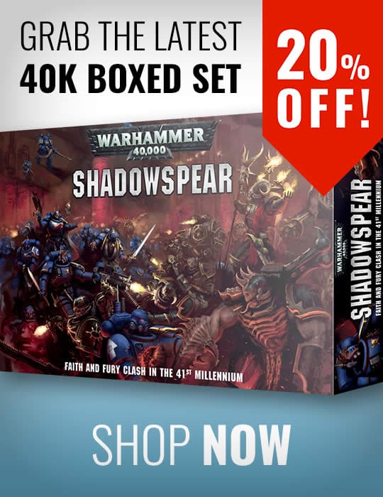 Buy Shadowspear
