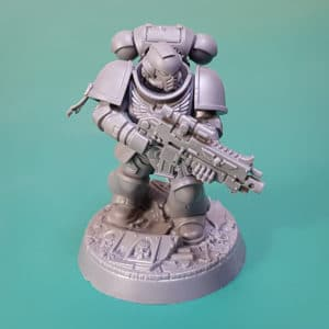 Click & Collect A Free Space Marine