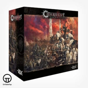 Conquest Two Player Starter Set