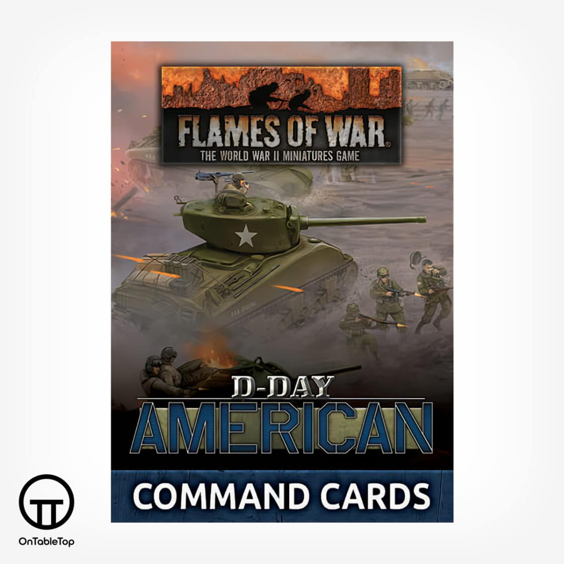 OTT-D-Day-American-Command-Cards-FW262C
