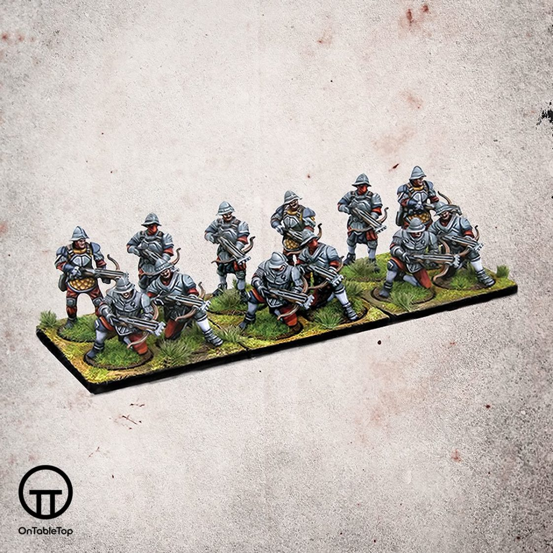 OnTableTop Conquest Core Box PBW1001 Crossbowmen