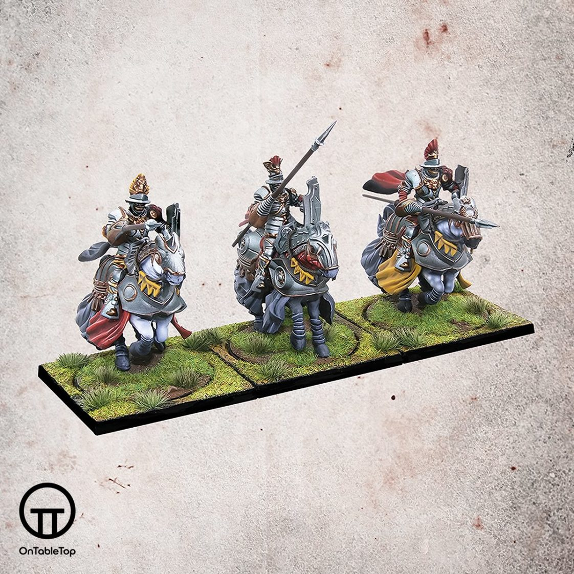 OnTableTop Conquest Core Box PBW1001 Household Knights