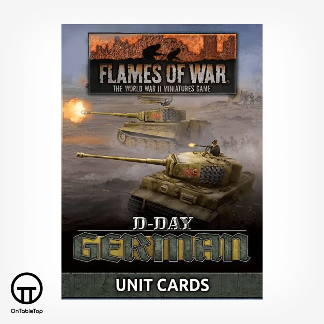 OTT-D-Day-German-Unit-Cards-FW263U