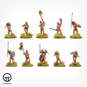 SPQR: Gaul - Skyclad Warriors