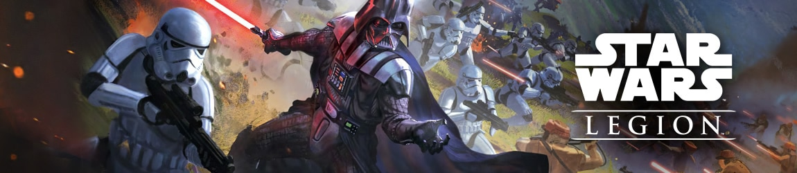Star Wars Legion Art