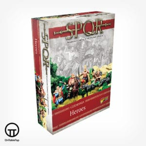 SPQR: Germania Heroes