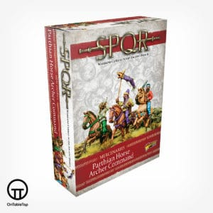 SPQR: Mercenaries Parthian Horse Archer Command