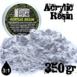 Acrylic Resin 350gr GSW-9346