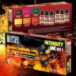 Set x6 Intensity Inks Set 1 GSW-9351
