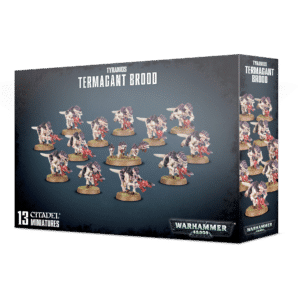Tyranids Termagant Brood