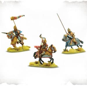 Sarmatian Cataphract Command