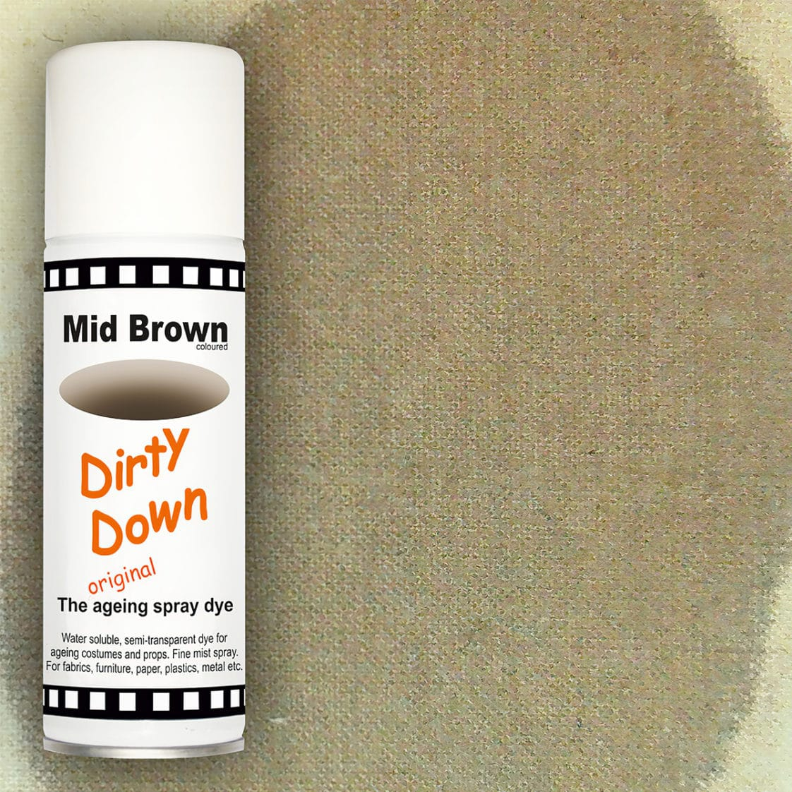 Mid Brown Ageing Spray (400ml)