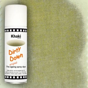 Khaki Ageing Spray (400ml)