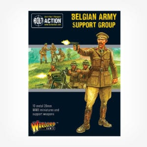Belgian Army Support Group