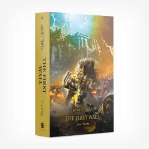 Horus Heresy: The First Wall (HB)