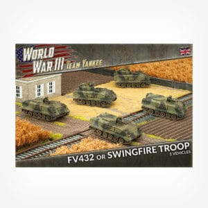 FV432 or Swingfire Troop (Plastic)
