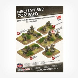 Mechanised Company