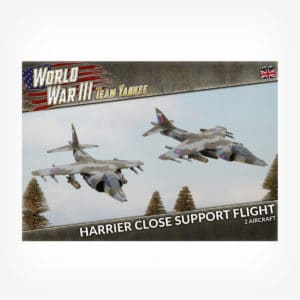 Harrier Close Support Flight (x2 Plastic)