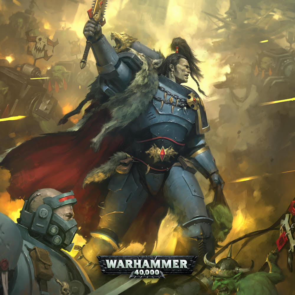 Warhammer 40000: Prophecy of the Wolf - Ragnar Blackmane