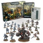Warhammer 40000: Prophecy of the Wolf (English)