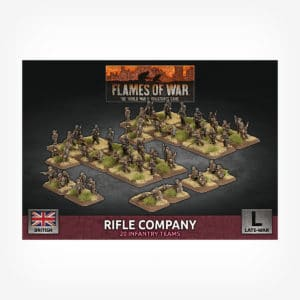Rifle Company (96 figs Plastic)