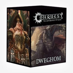Dweghom: Army Card Sets