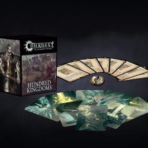 Hundred Kingdoms: Army Card Sets