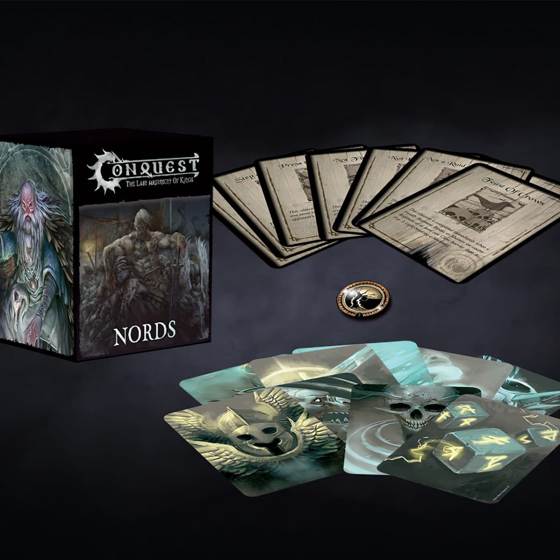 Nords: Army Card Sets