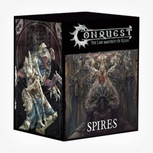 Spires: Army Card Sets