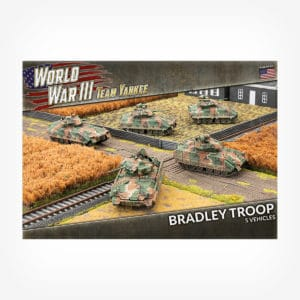 M2 or M3 Bradley Troop (x5 Plastic)