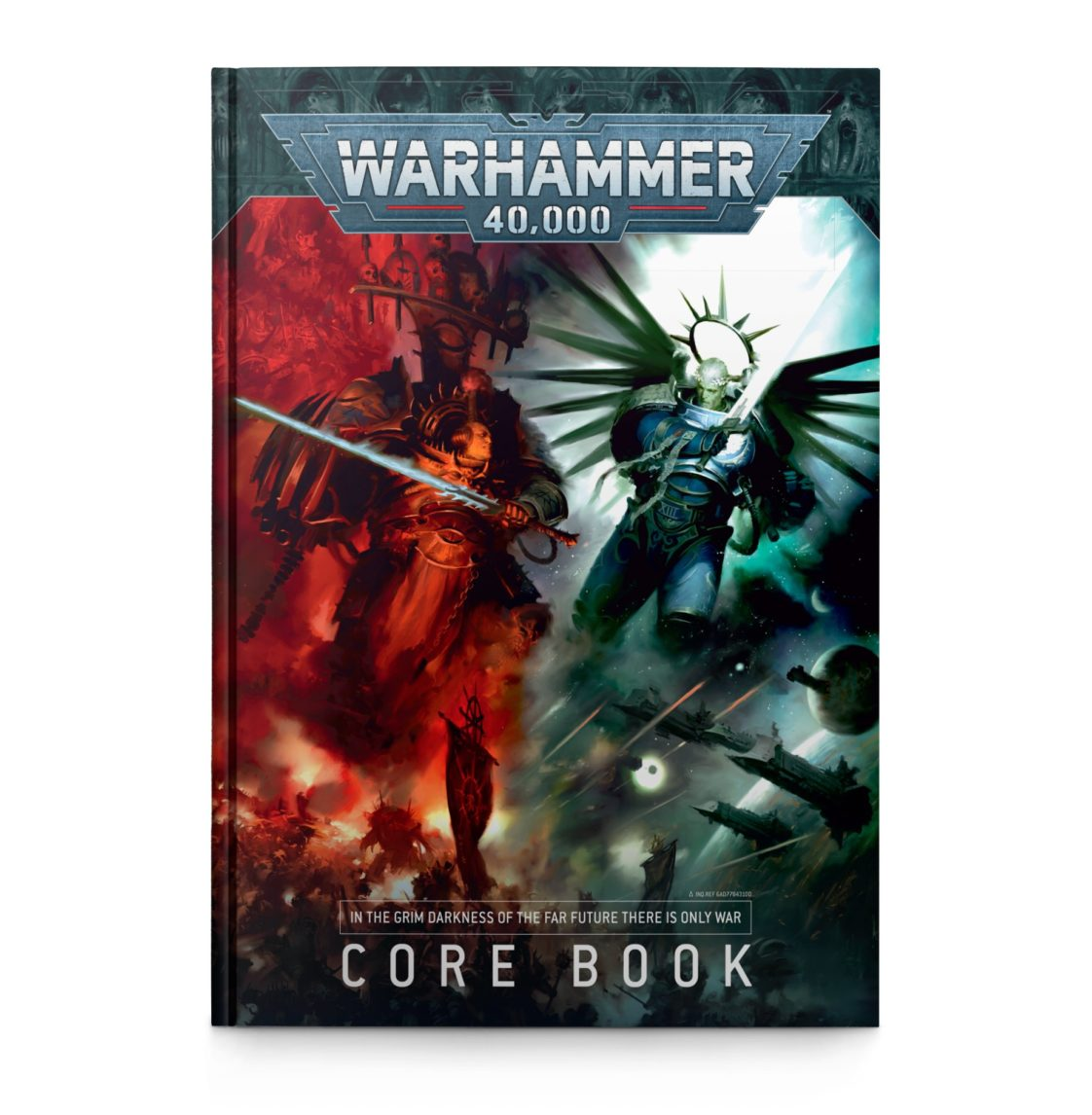 Warhammer 40000: 9th Ed. Core Book (English)