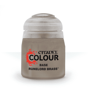 Runelord Brass - Base (12ml)