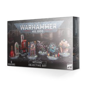 Warhammer 40000: Battlezone Manufactorum Objective Set