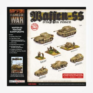 Waffen-SS Panther Kampfgruppe Army Deal