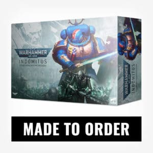Warhammer 40000: Indomitus MADE TO ORDER (LATE 2020)