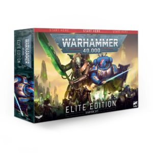 Warhammer 40,000: Elite Edition Starter Set (English)