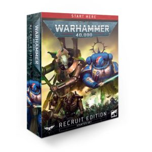 Warhammer 40,000: Recruit Edition Starter Set (English)