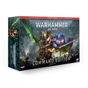 Warhammer 40,000: Command Edition Starter Set (English)